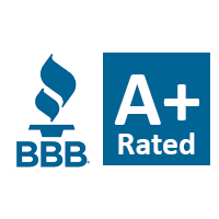 BBB A+ Rated Business.
