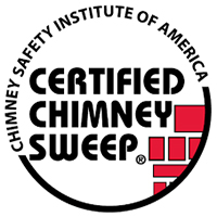 Chimney Safety Institute of Americia - Certified Chimney Sweep
